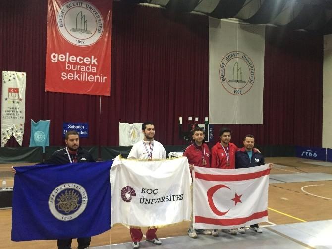 Türkiye Üniversiteler Arası Eskrim Şampiyonası Sona Erdi