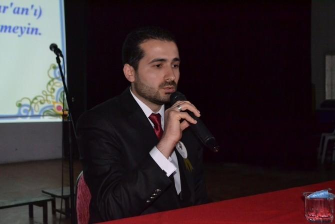 Gelibolu'da Kutlu Doğum Haftası Konferansı