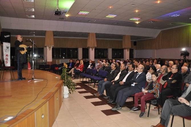 Seydişehir'de Gönül Telleri Konseri