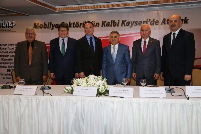 Belediye Yatırım Ve Hizmetlerinin Bir Sonucu Fuarların Şehri Kayseri