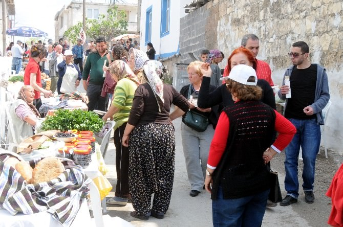 Akdeniz'de 'Melemez Köyü Giritliler Festivali' Coşkusu