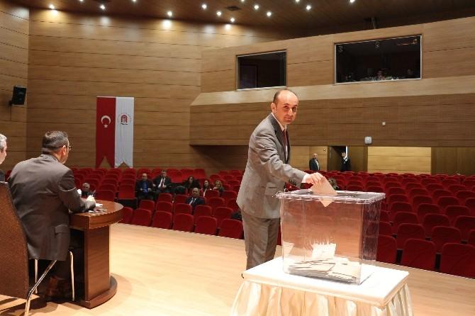 Amasya Üniversitesi'nde Rektörlük Seçimi Yapıldı