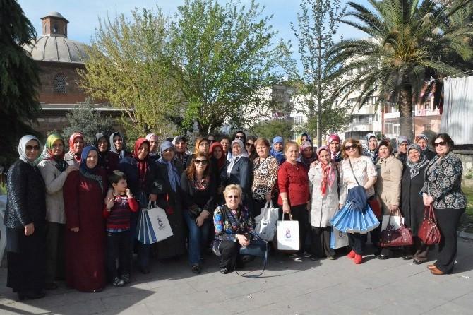 Şekame'den Kadınlara Manisa'da Tarih Turu