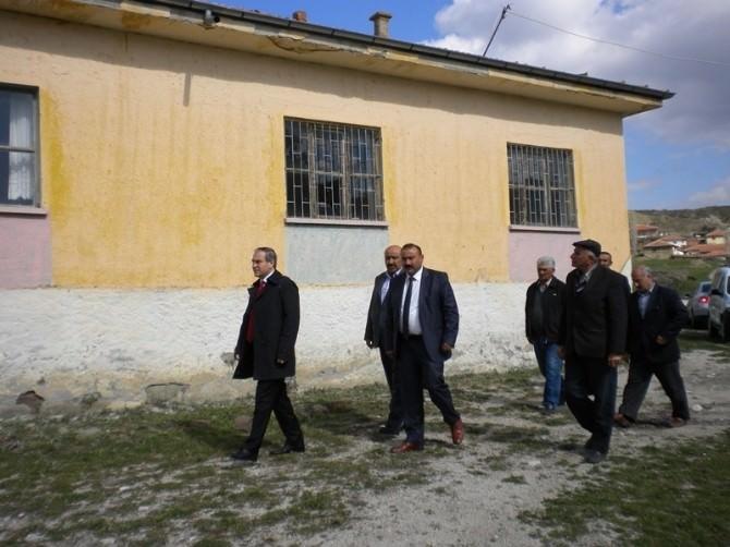 Kaymakam Beyazyıldız'dan Köy Ziyareti