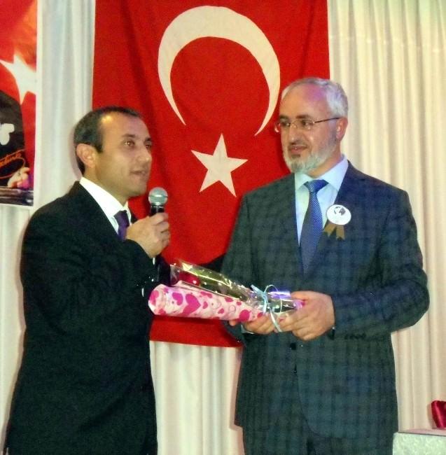 Kaymakam Sonel'e Türkiye Diyanet Vakfı'ndan Ödül