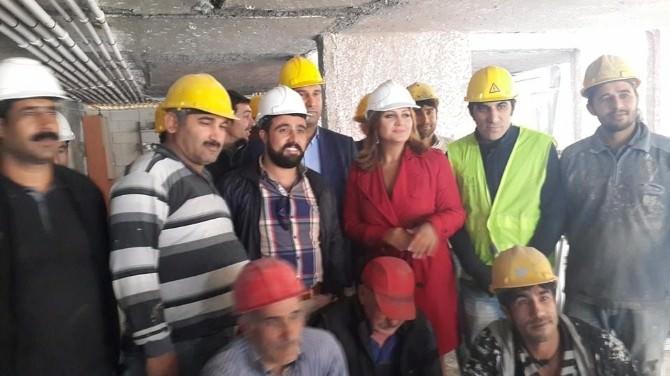Sibel Can Bursa'da Yetenek Avında