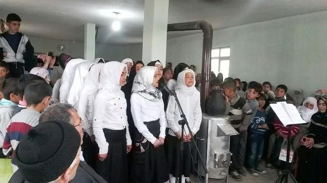 Erciş'te Kutlu Doğum Haftası Etkinlikleri Devam Ediyor