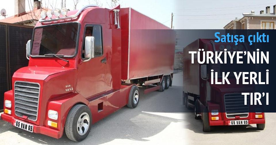 Türkiye'nin ilk yerli TIR'ı satışta - Ekonomi Haberleri