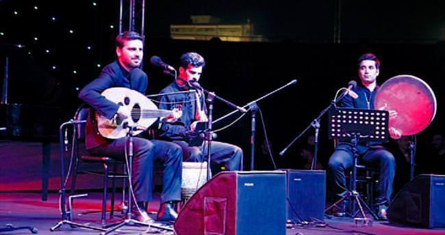 Gebze'de Sami Yusuf rüzgarı