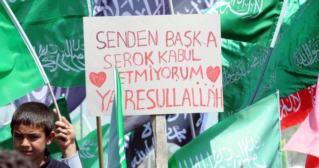 Kutlu Doğum Haftası çerçevesinde İstanbul'da kutlama düzenlenecek