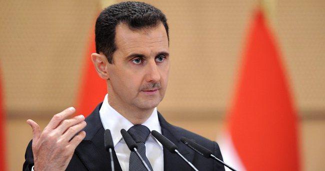 Beşar Esad: Fransa ile ortak istihbaratımız var