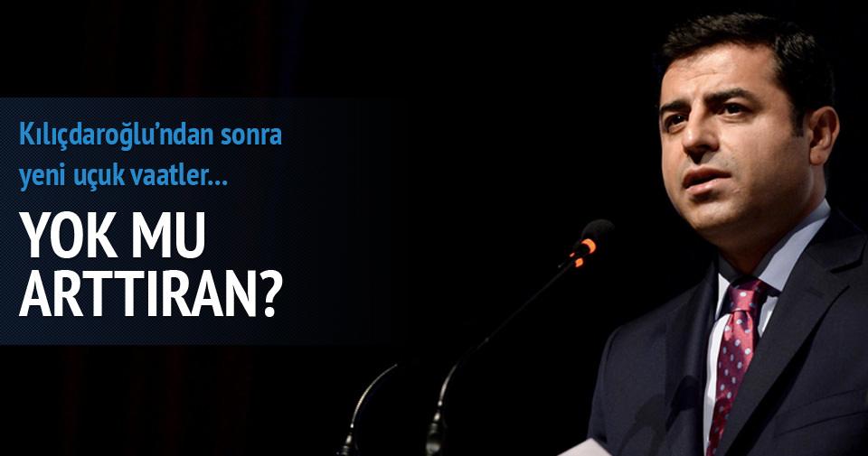 HDP Seçim Beyannamesi metninin tamamı