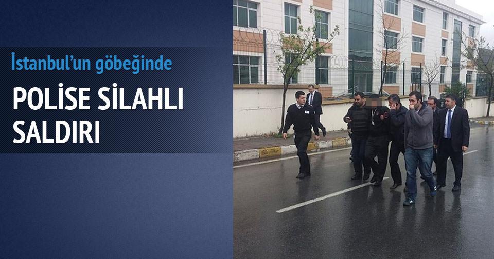 Güvenlik görevlisi polise ateş açtı
