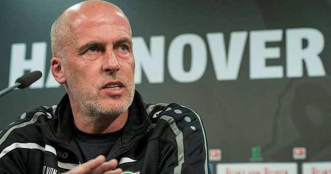 Michael Frontzeck, Hannover 96'da