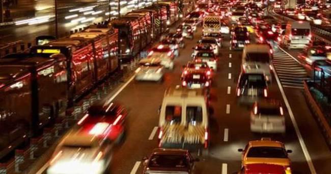 İstanbul'da 3 gün bu yollar kapalı!