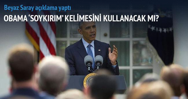 Barack Obama'dan flaş 'soykırım' kararı