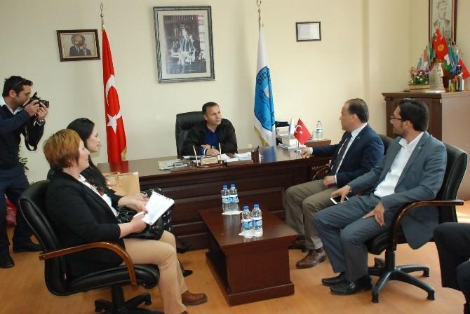 AK Parti'li Yavuz, Seçim Startını Didim'den Verdi