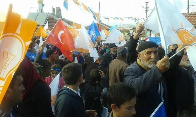 AK Parti Milletvekili Adayı Kurt Mahalle Toplantılarına Başladı