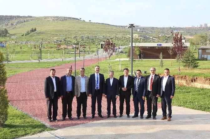 Abdulhamit Gül: Yeşilvadi Görkemli Ve Çok Güzel Bir Park