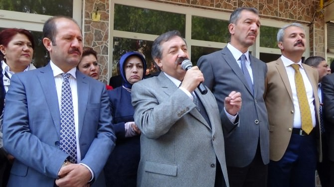 AK Parti Kırıkkale Teşkilatı Seçim Çalışmalarına Start Verdi