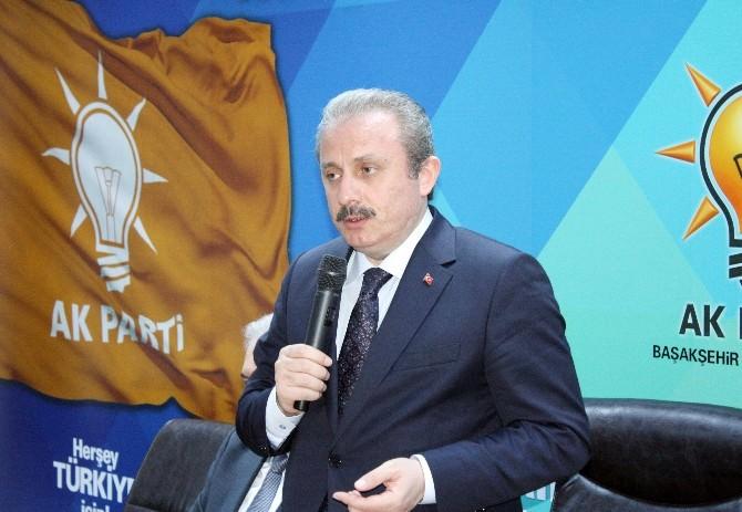 """AK Partili Şentop: """"HDP Yüzde 10 Barajını Aşamaz"""""""