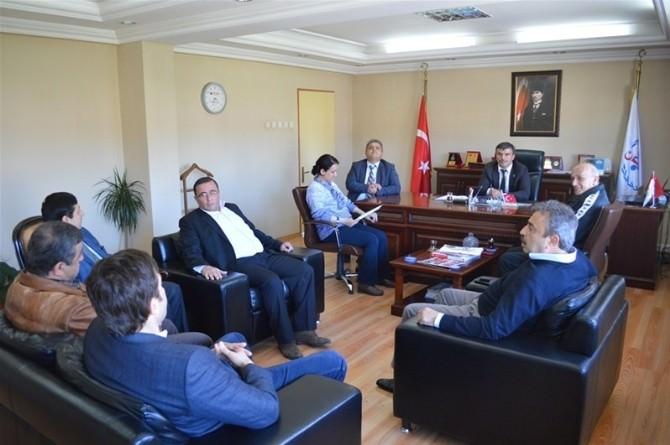 Bartın'da Bal Baraj Maçı 26 Nisan'da Oynanacak