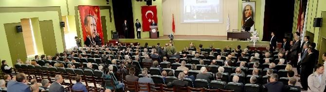 Başkan Sekmen'den, Türkiye'deki Muhtarlara 'Birlik Ve Beraberlik' Vurgusu