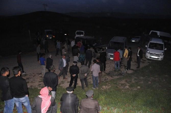 Cizre'de Trafik Kazası: 4 Yaralı