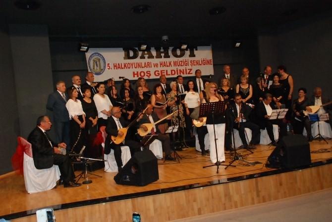 Dahot'tun THM Konseri Beğeni Topladı