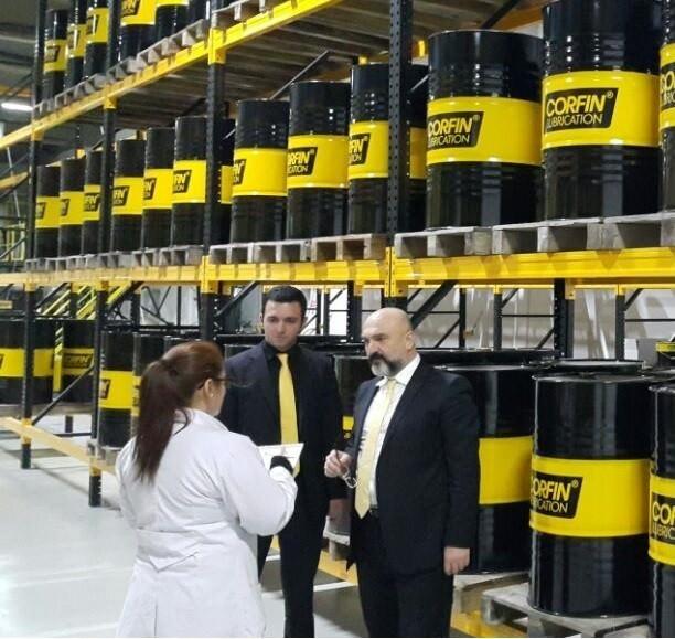 Türkiye'de Üretilen Endüstriyel Yağlar 90 Ülkeye İhraç Edilecek