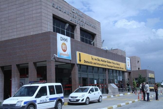 Gaziantep'te Canlı Bomba İhbarı