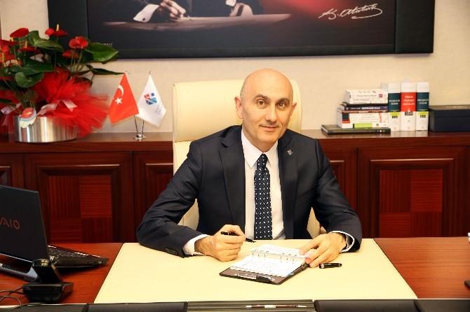 """HKÜ Rektörü Prof. Dr. Tamer Yılmaz'dan """"23 Nisan Mesajı"""""""