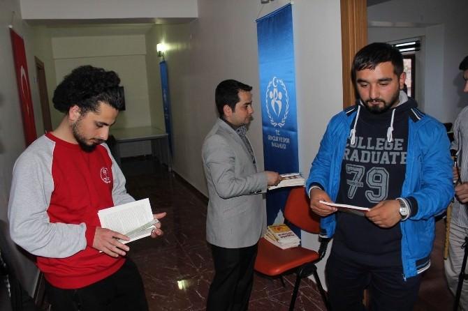 Erzincan Gençlik Merkezinden Kutlu Doğum Haftası Etkinliği