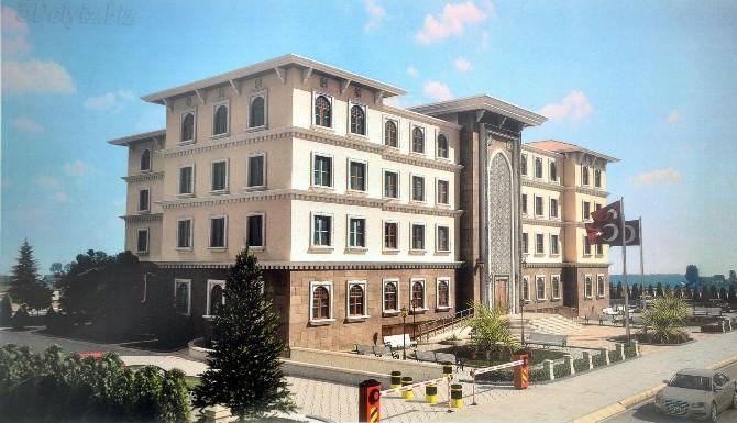 Kızıltepe'de Yeni Hükümet Konağı Çalışmalarına Başlandı