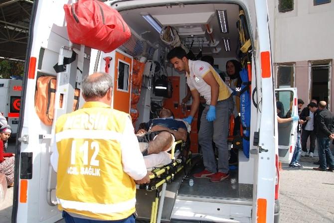 İşçi-müteahhit Kavgasında Silahlar Konuştu: 6 Yaralı