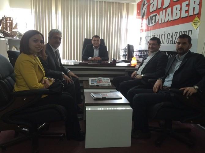 MHP'li Parsak Osman Attila'nın Anma Törenine Katıldı