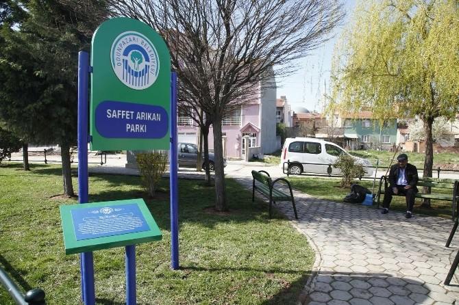 Köy Enstitüsü Eğitimcilerinin İsimleri Parklarda Yaşayacak