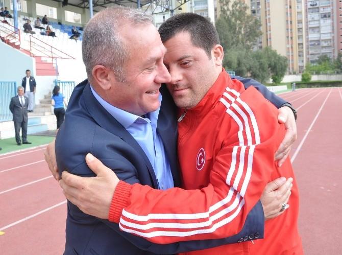 Adana Özel Sporcuların Merkezi Olacak