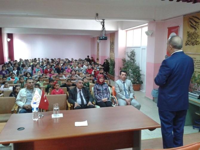 Adem Yavuz İlkokulu'nda Kutlu Doğum Haftası