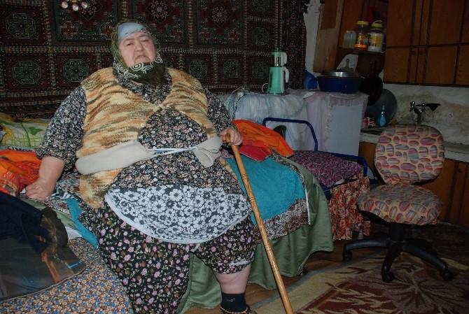 230 Kiloluk Kadının Dramı