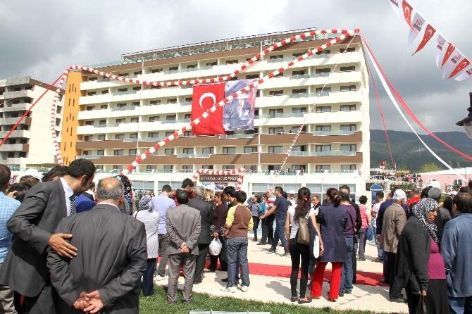 Erzin Termal'de Yaşam Başladı