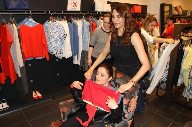 Ünlü Modacı Kuriş Bayanlara Renk Önerileri Sundu