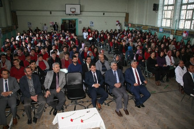 Yozgat Anadolu Lisesi'nden Kutlu Doğum Programı