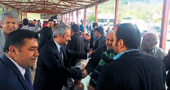 MHP adaylarının seçim çalışmaları