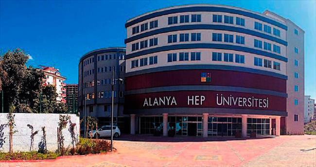 Alanya'da yeni bir üniversite: AHEP