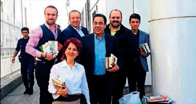 Balçova Gençlik'ten 500 kitap desteği