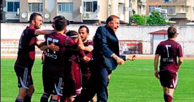 Hatayspor'un gözü Play-off'ta