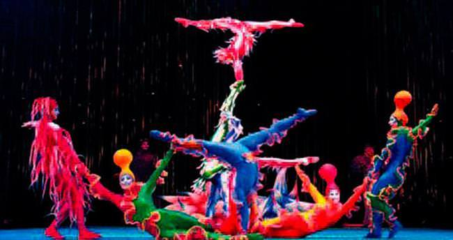 Cirque du Soleil artık TPG Capital'in