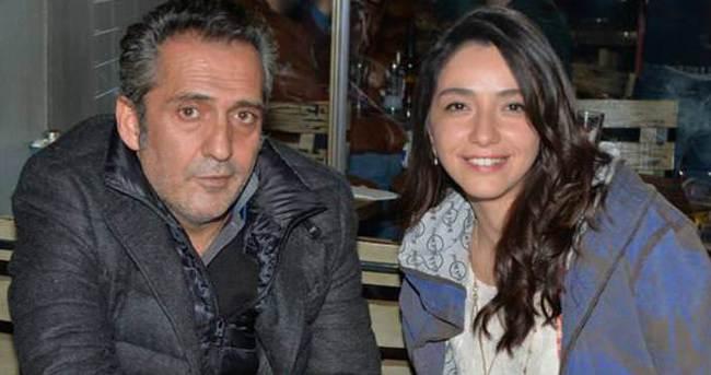 Yavuz Bingöl ile Öykü Gürman'dan mutluluk pozu