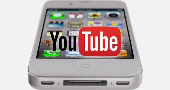 YouTube iOS 6'da çalışmayacak